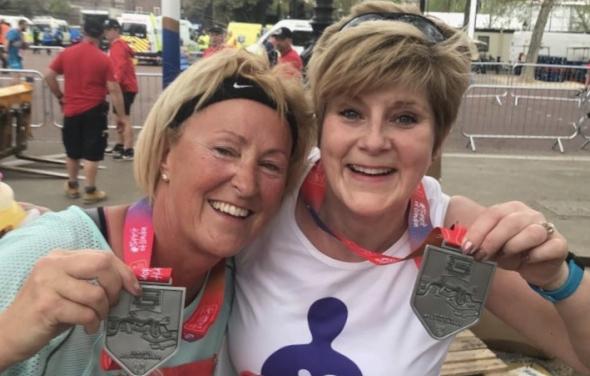 Run the London Marathon 2020